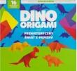 Dino origami + papier